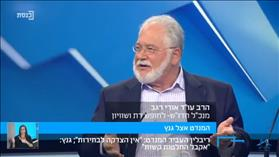 Uri Regev on the Knesset Channel, October 24, 2019