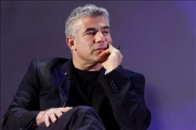 Yair Lapid, Credit, Miriam Alaster, Flash 90