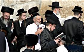What are haredi parties doing in a national-Zionist coalition?