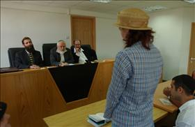 A conversion court in session