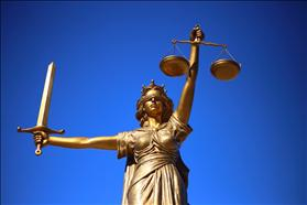 Lady Justice, source: Pixabay