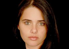 Justice Minister Shaked, source: Wikipedia