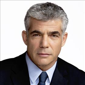 Yair Lapid, source: Wikipedia