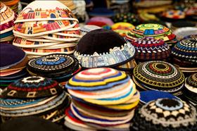 Yarmulkes, source: Flickr